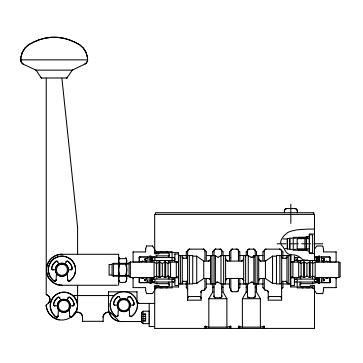 Eaton Vickers DG1V4 Directional Control Valve