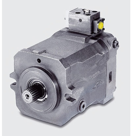 Linde HMR-02 Self Regulating High Pressure Motor