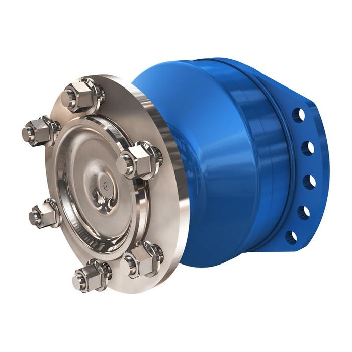 Poclain MS/MSE18 Series Multipurpose Motors