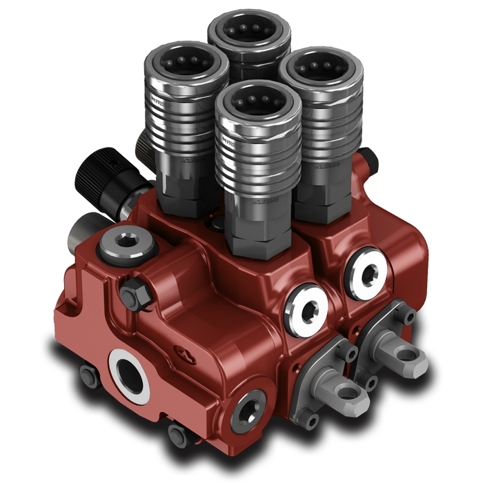 Walvoil Galtech DLS7 Small, Compact and Flexible Sectional Valve