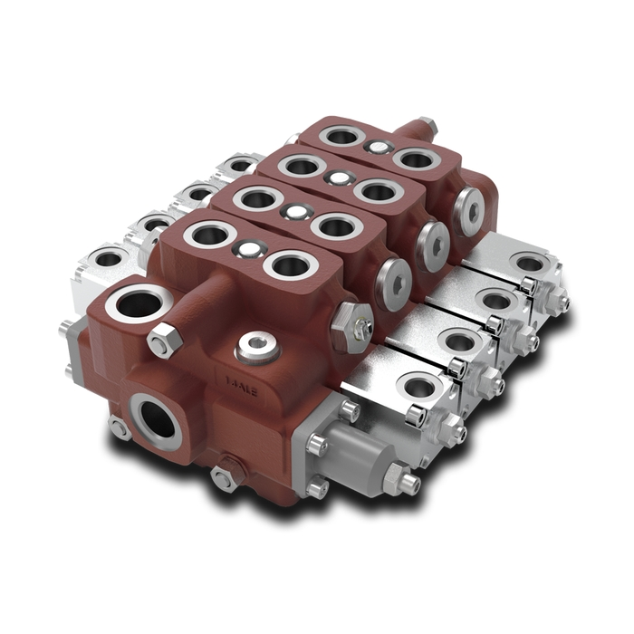 Walvoil Galtech SD6 Small, Compact and Flexible Sectional Valve