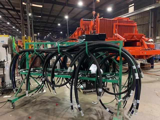 DTS Fluid Power: Custom Industrial Hydraulic Hose Kit